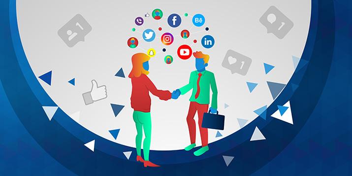 Družbena omrežja za podjetja
