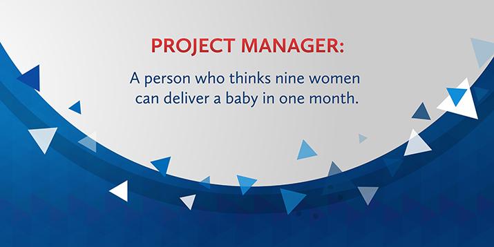 kdo je projektni vodja