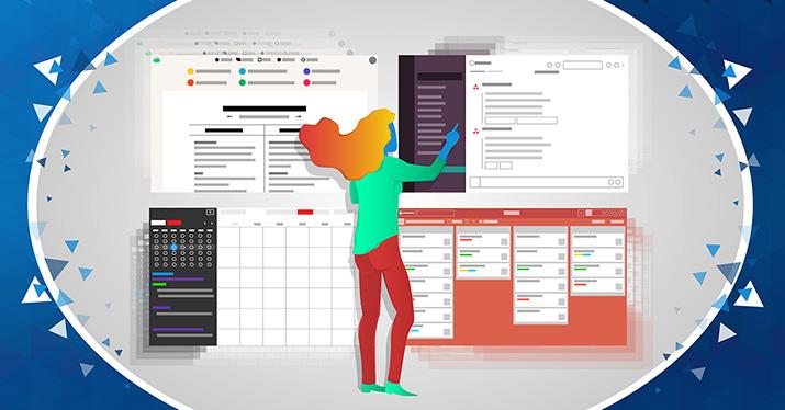 orodja za projektno vodenje