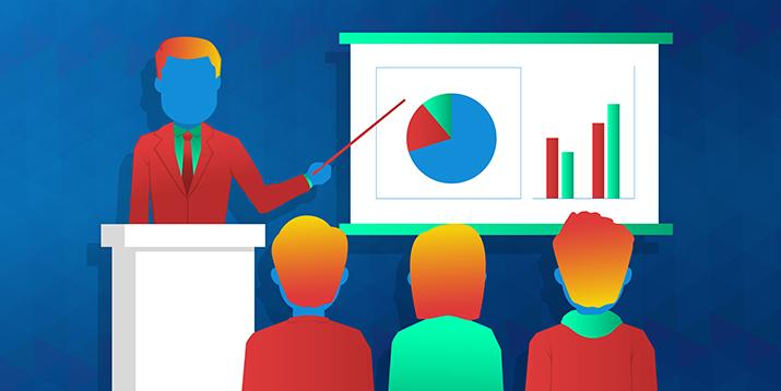Izobraževanje zaposlenih dviga kredibilnost in motivacijo.