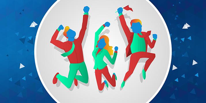 Team buidling kot osnova za motivacijo zaposlenih.