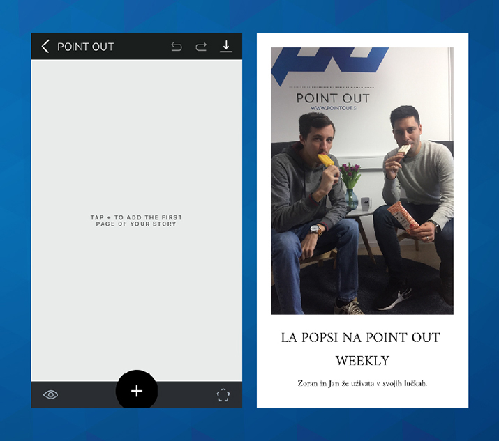 Če so ti minimalistični kolaži slik za tvoj Story všeč, je Unfold popolna aplikacija zate.