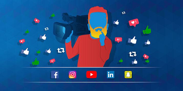 Video oglasi za družbena omrežja