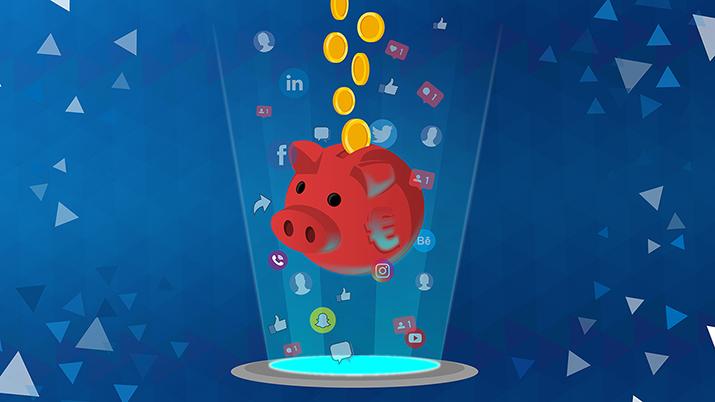 Sofinanciranje digitalnih aktivnosti