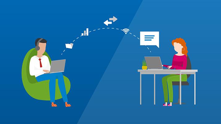Spremembe v marketingu in večje število spletnih dogodkov.