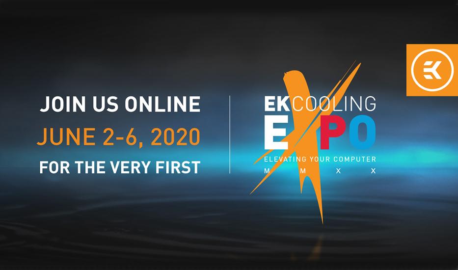 EK Cooling EXPO
