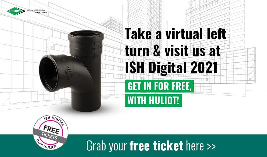Huliot na sejmu ISH Digital 2021